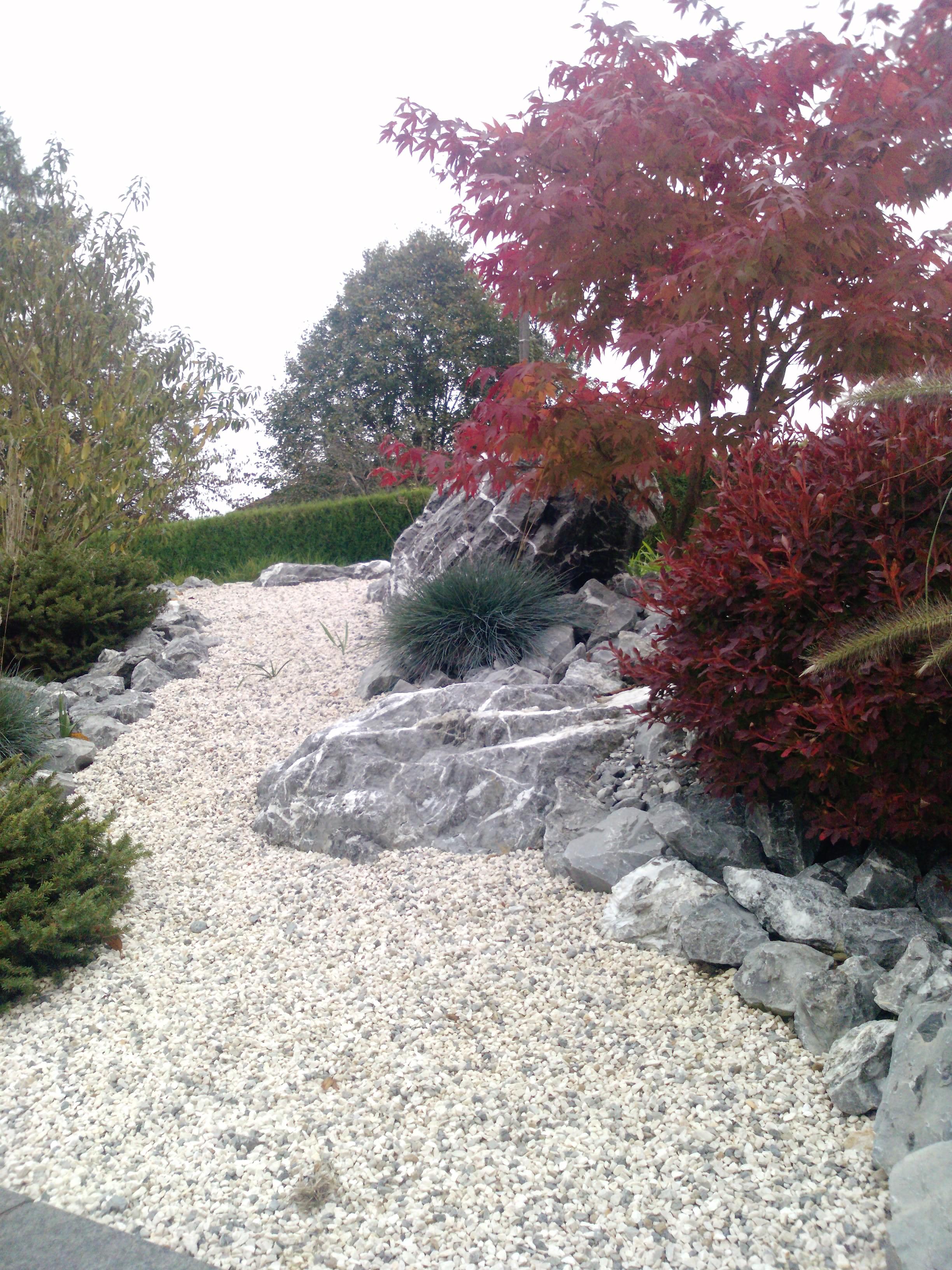 Jardin de Sevrier
